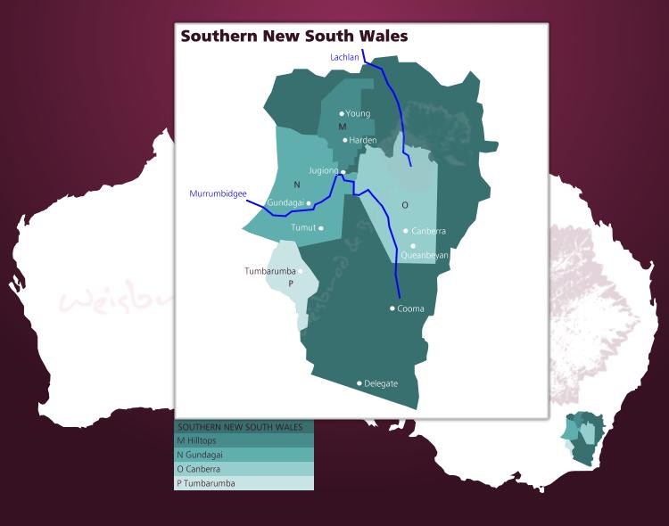 die kammern south wales herrschaft