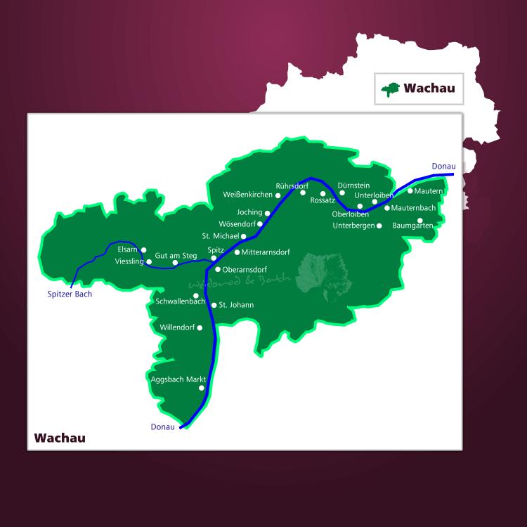 Wachau Karte Donau.Weinbau In Der Wachau Wein Aus Wachau In österreich Günstig