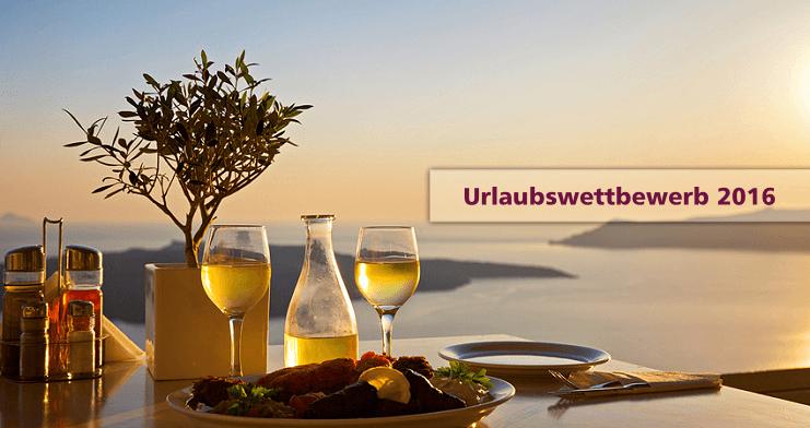 Wein & Urlaub Gewinnspiel